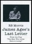 James Agee's Last Letter