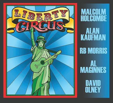 The Liberty Circus CD