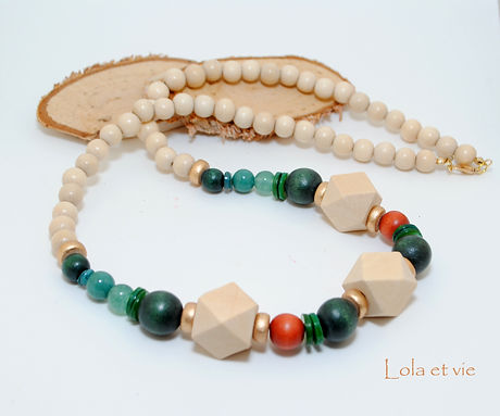 ketting hout