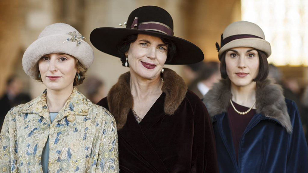 Downton Abbey actrices