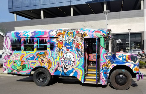 Cereal Bus, Side B