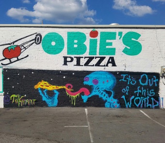This Pizza is Outta dis World!