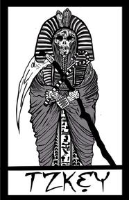 King Tut Reaper