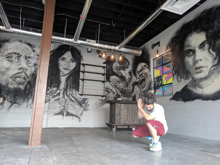 Musicville Lounge Multi Shot
