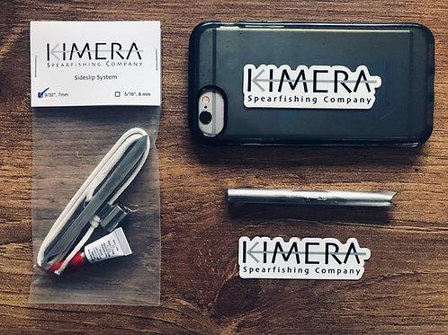 Kimera Spearfishing Company Sticker