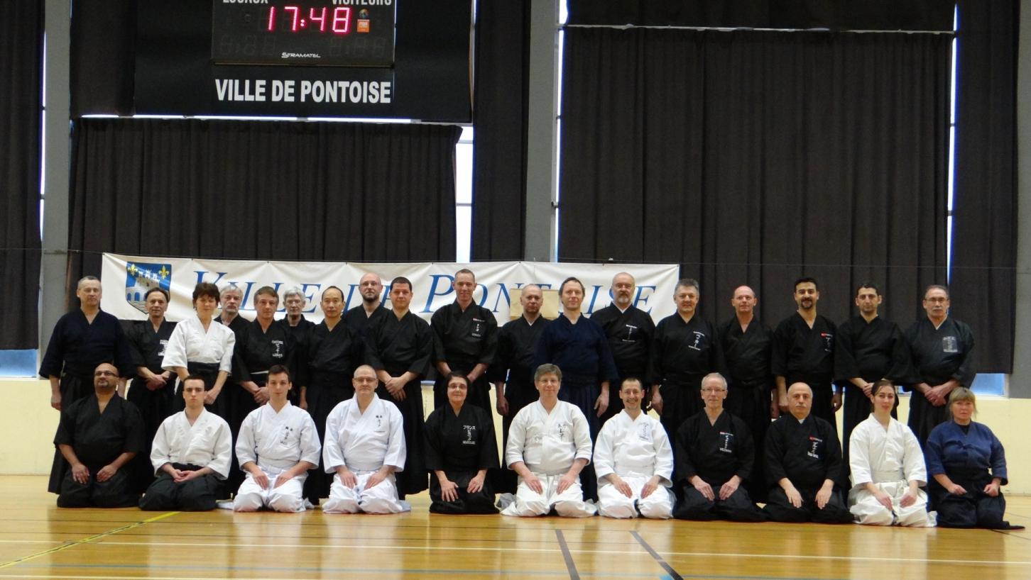 2013 Paris Koryu Semineri
