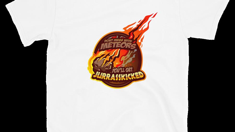 Unisex Jurrassskicked 100% Cotton T-Shirt