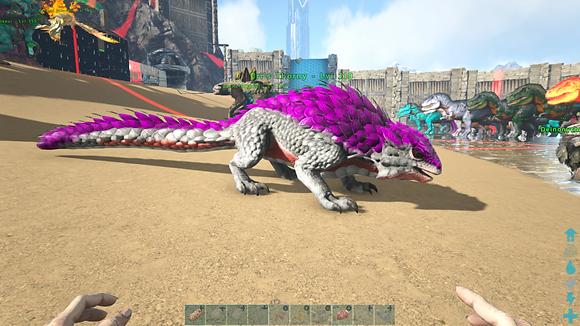218 Unleveled Valentine Event Thorny Dragon