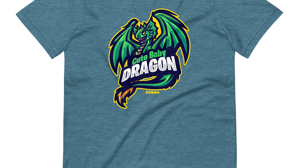 Unisex Baby Dragon T-Shirt