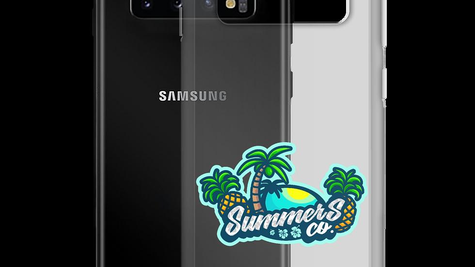 Samsung Case SummersCo Logo