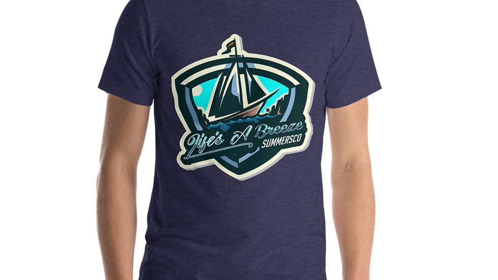 Unisex Lifes A Breeze T-Shirt