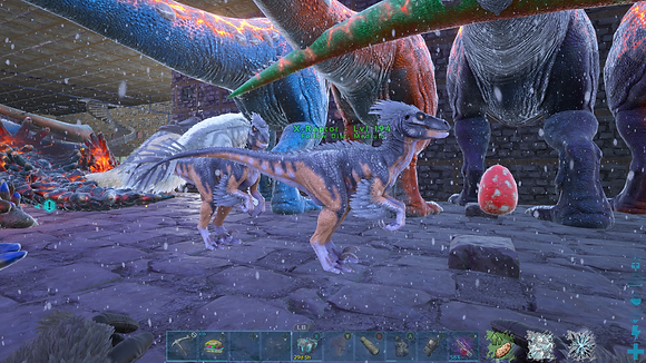 194 Unleveled X-Raptor Stud (Also Available On Gen1268)