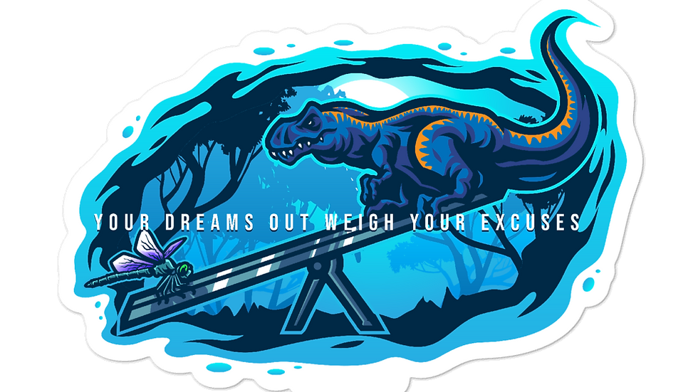 Your Dreams Bubble-free stickers