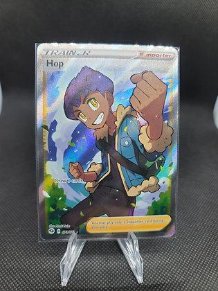Hop 073/073   FULL ART Holo Champion's Path Pokemon Card 2020   NM/M