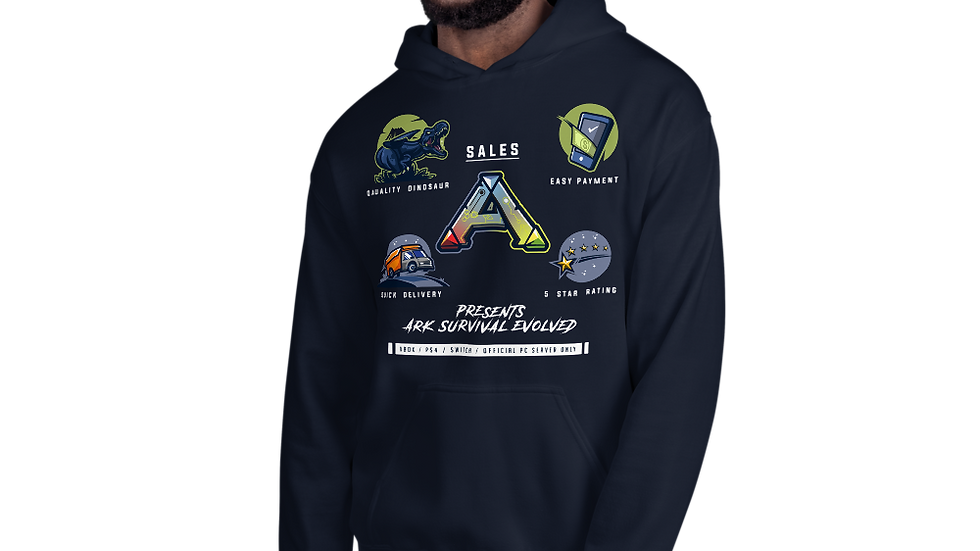 Unisex HQ Ark Sales Hoodie