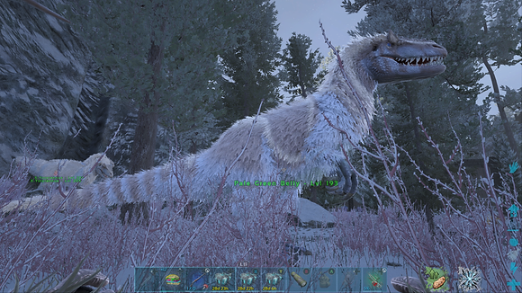 193 Unleveled Pale Green Mutation (Not Event) X-Yuty (Also Available On Gen1268)