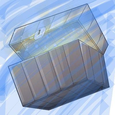 Apprentice Mystery 3 BPs, Dino, 3 Chibis, & 2 Random Items Crate