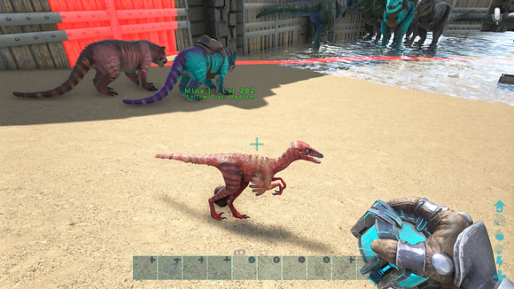 282 Blood Event Troodon