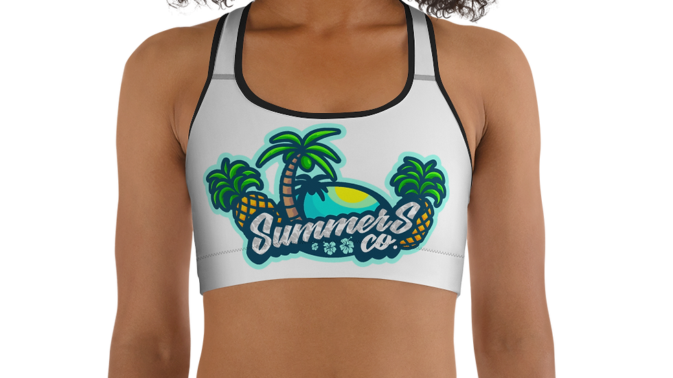 SummersCo Sports bra