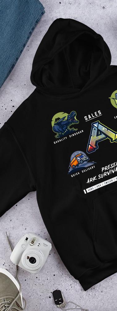 Ark Sales Hoodie