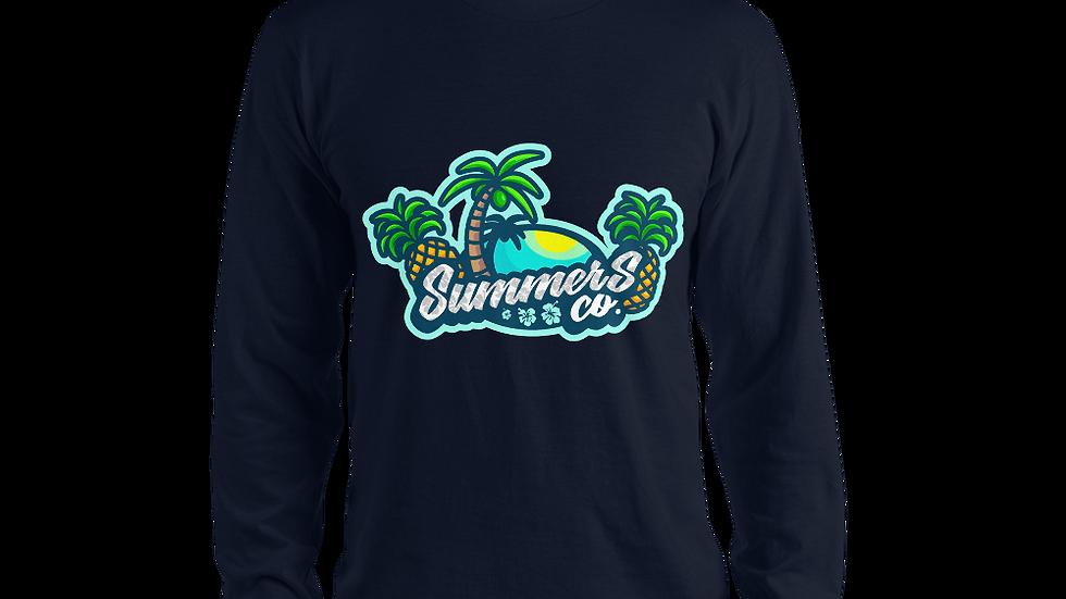 Men's SummersCo Long sleeve T-Shirt