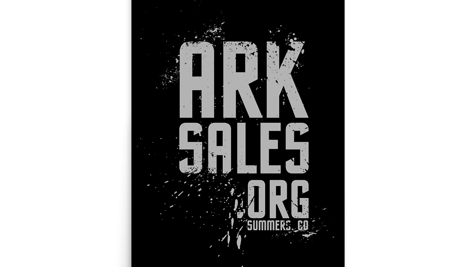 Stone ArkSales Poster