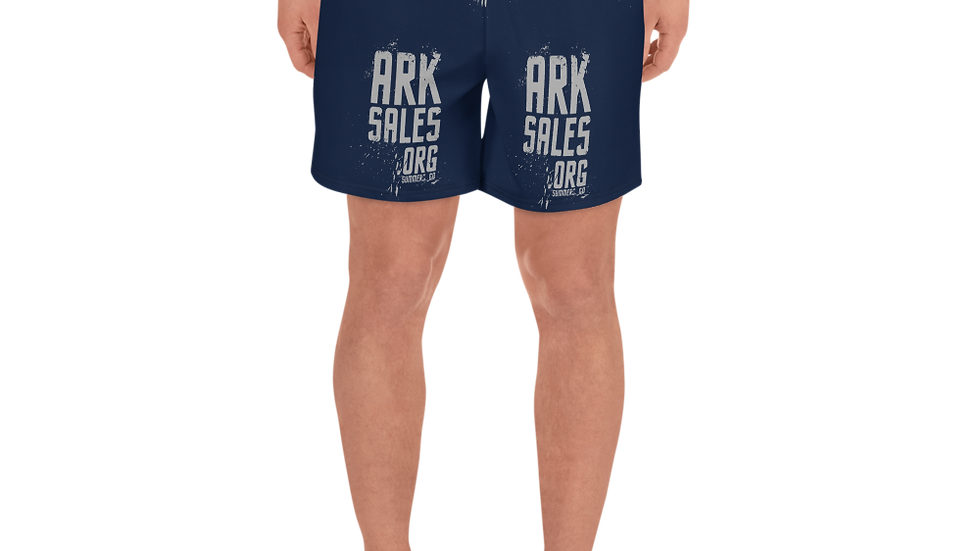 Men's ArkSales Athletic Long Shorts