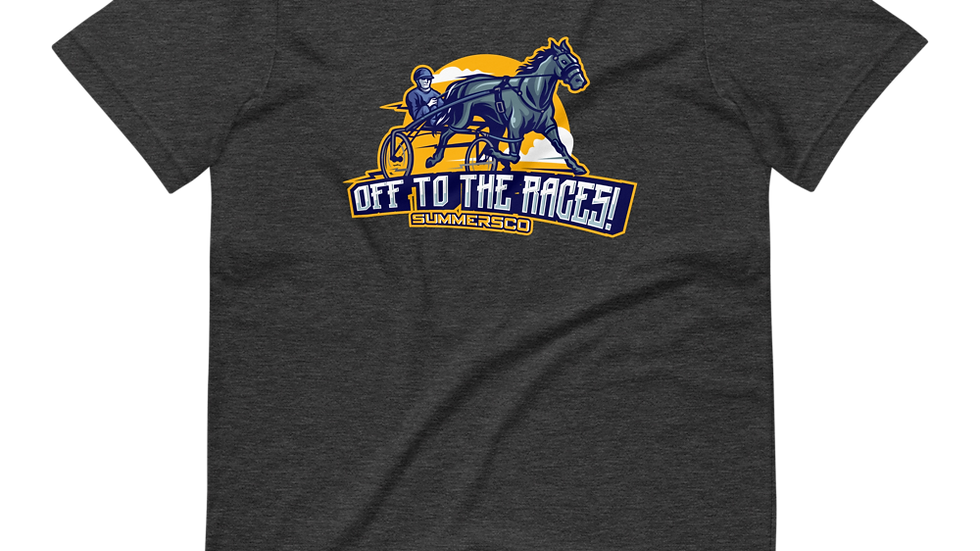 Unisex Harness Racing T-Shirt