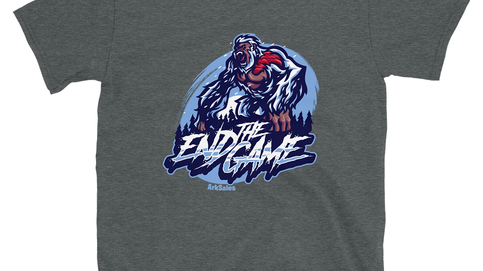 Unisex End Game 100% Cotton T-Shirt