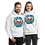 Thumbnail: Unisex Male Survived Covid-19 Hoodie