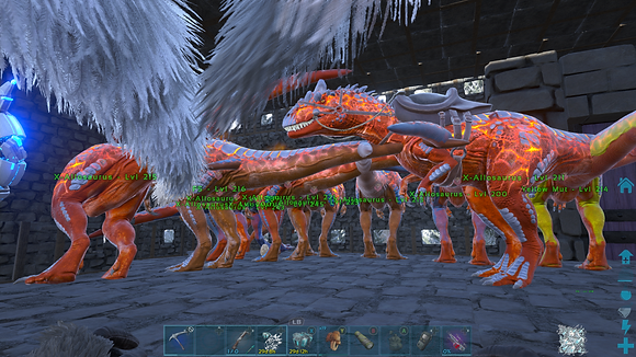 200+ Unleveled Breeding Pair X-Allos (Also Available On Gen1268)