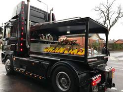Truck Hearse