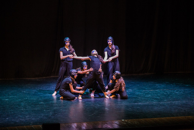 Spettacolo MUSE - 29 maggio 2018 - Teatro Socjale Piangipane