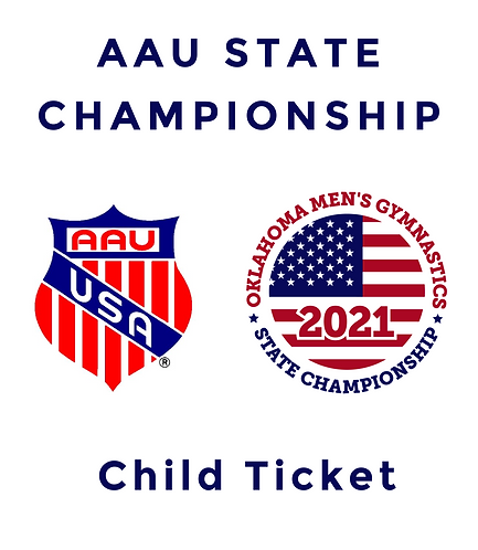 AAU Child Ticket
