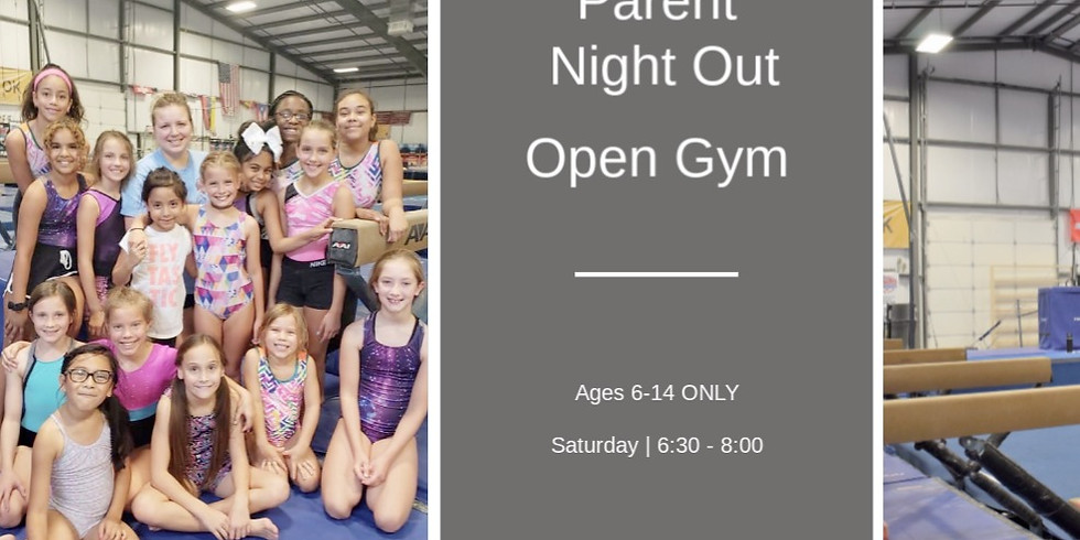 Parent Night Out Open Gym   (1)