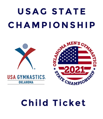 USAG Child Ticket