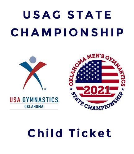 USAG Child Ticket