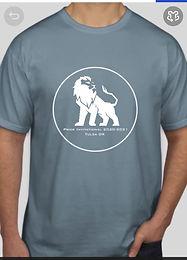 Blue 2020 Invitational Shirt