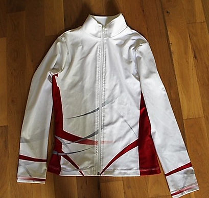 Girls White Jacket