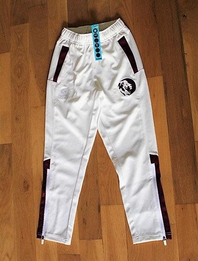 White Pride Track Pant #2