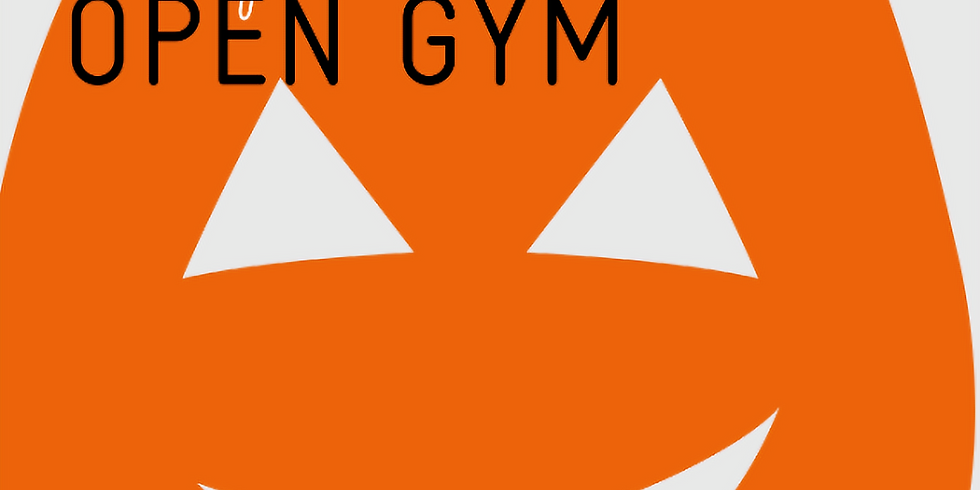 Flip or Treat Open Gym