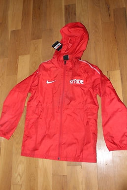 Girl's Red Pride Jacket