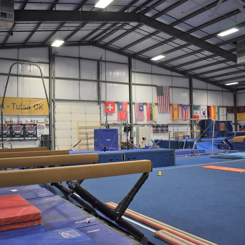Saturday Open Gym  - Spring 2021