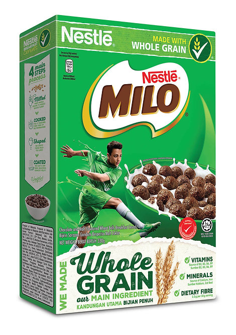 Nestle Milo Breakfast Cereal 330g