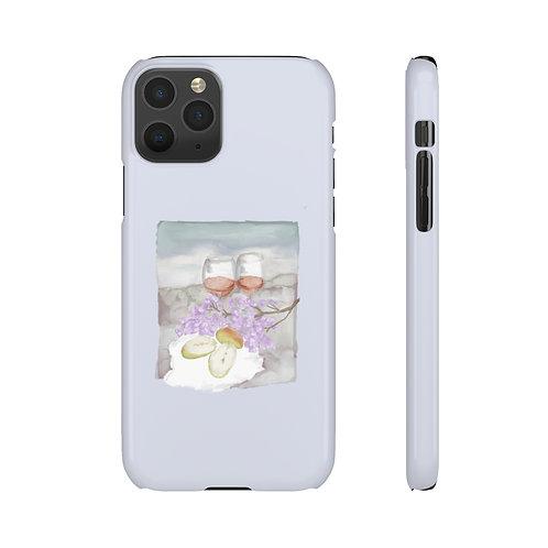 Lavender Picnic Phone Case