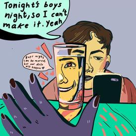 Boys Night
