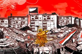 Anniversary of the Rabaa Massacre