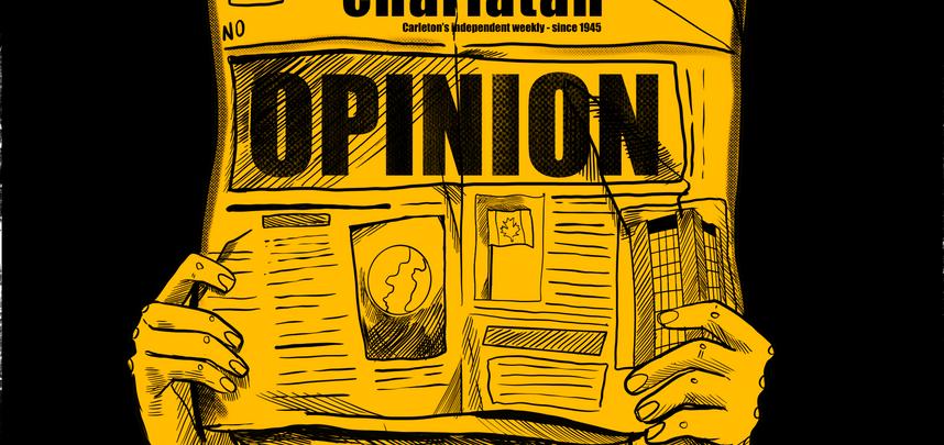 Charlatan OP-ED Graphic