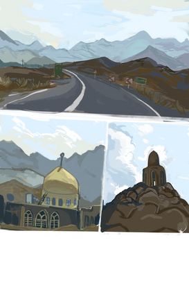 The Road to Isfahan