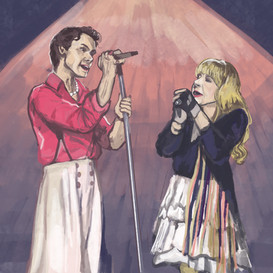 Harry and Stevie